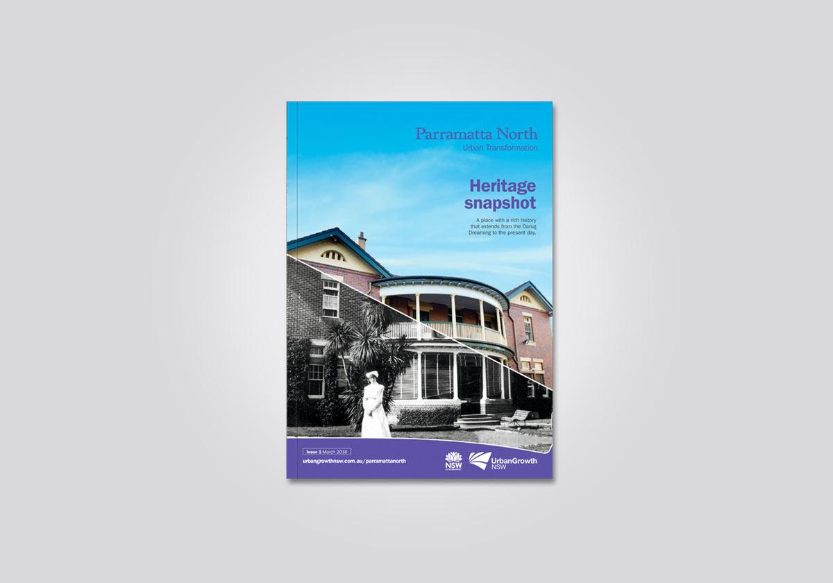 Parramatta North Urban Transformation