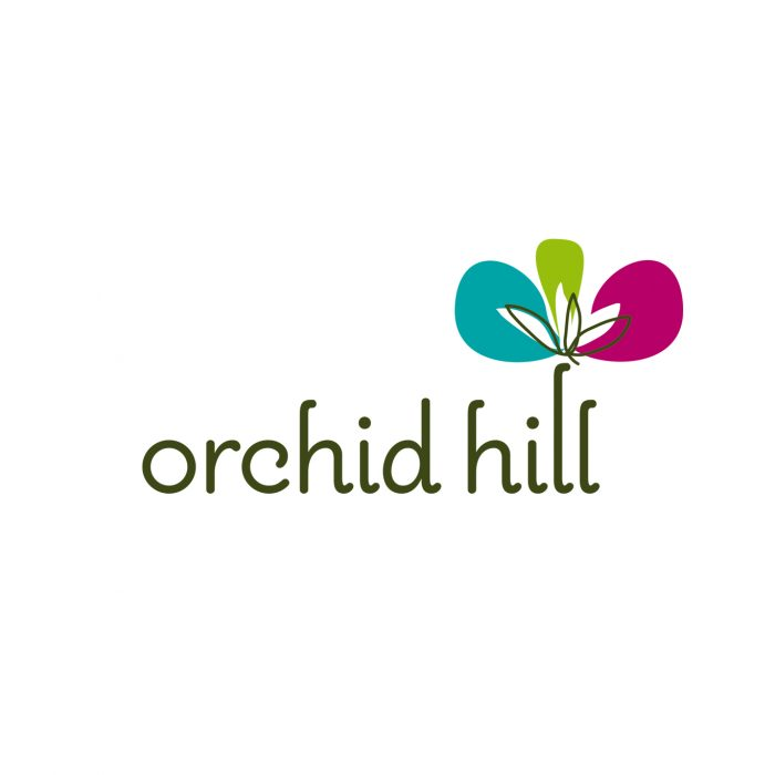 Orchid Hill Residential Identity and Outdoor Advertising
