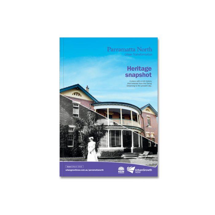Parramatta North Heritage Snapshot