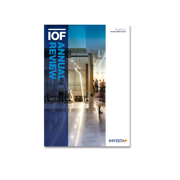 Investa Office Fund Annual Report